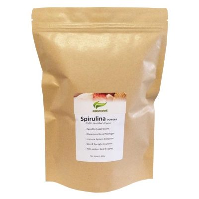 Organic Spirulina Powder 350g